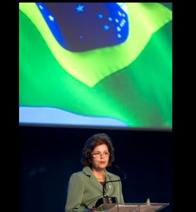 Brazil Elections 278x300 Brazil makes History & Elects Dilma Rousseff 1st Female Prez; Long Trek for many Voting Machines
