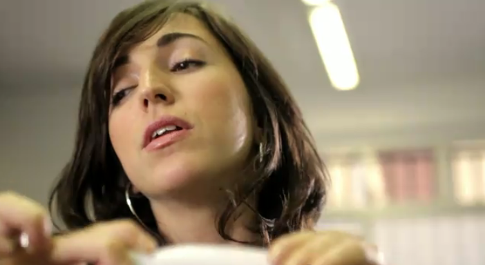 Video: Warning – Voting in Spain may cause Orgasms