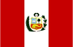 Peru National Anthem Flag