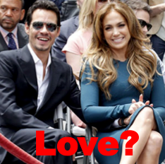 Love? Jennifer Lopez's album a premonition of split with Marc Anthony?