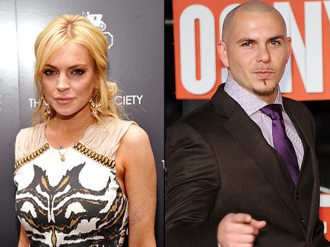 Lindsay Lohan Sues PitBull over Song Lyrics