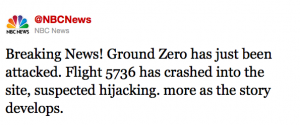 Screen shot 2011 09 09 at 6.10.25 PM 300x125 NBC News Twitter Feed Hacked; Posts Fake Ground Zero Plane Crash Messages
