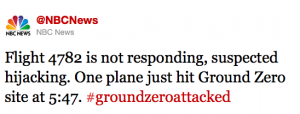 Screen shot 2011 09 09 at 6.10.45 PM 300x114 NBC News Twitter Feed Hacked; Posts Fake Ground Zero Plane Crash Messages