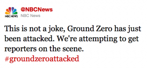 Screen shot 2011 09 09 at 6.11.02 PM 300x140 NBC News Twitter Feed Hacked; Posts Fake Ground Zero Plane Crash Messages