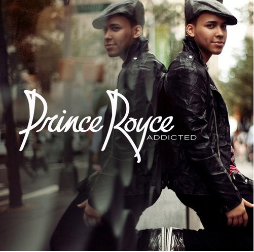 "Prince Royce English Single ""Addicted"""