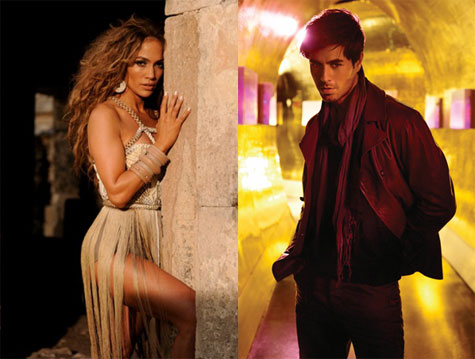 Jennifer Lopez and Enrique Iglesias Euphoria