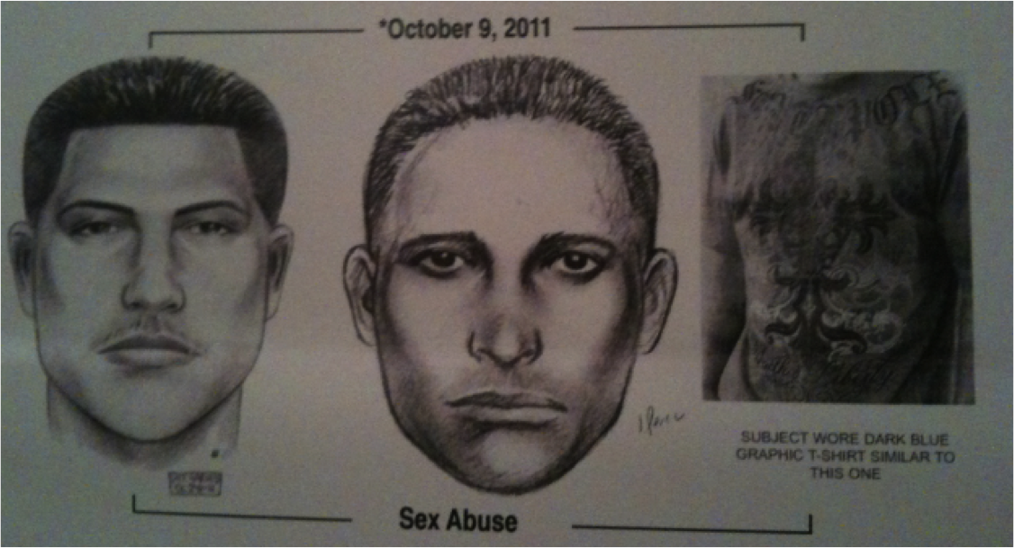 NYPD Release Another Sketch and Clue Related to Latest Brooklyn Sex Assault