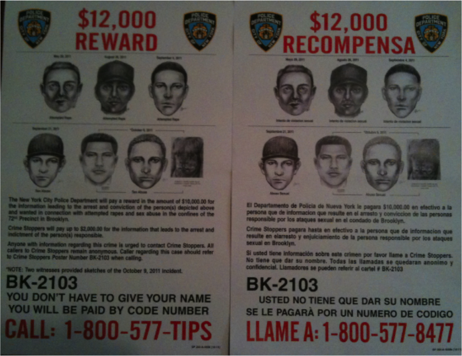 Brooklyn-Rapist-Updated-Flier