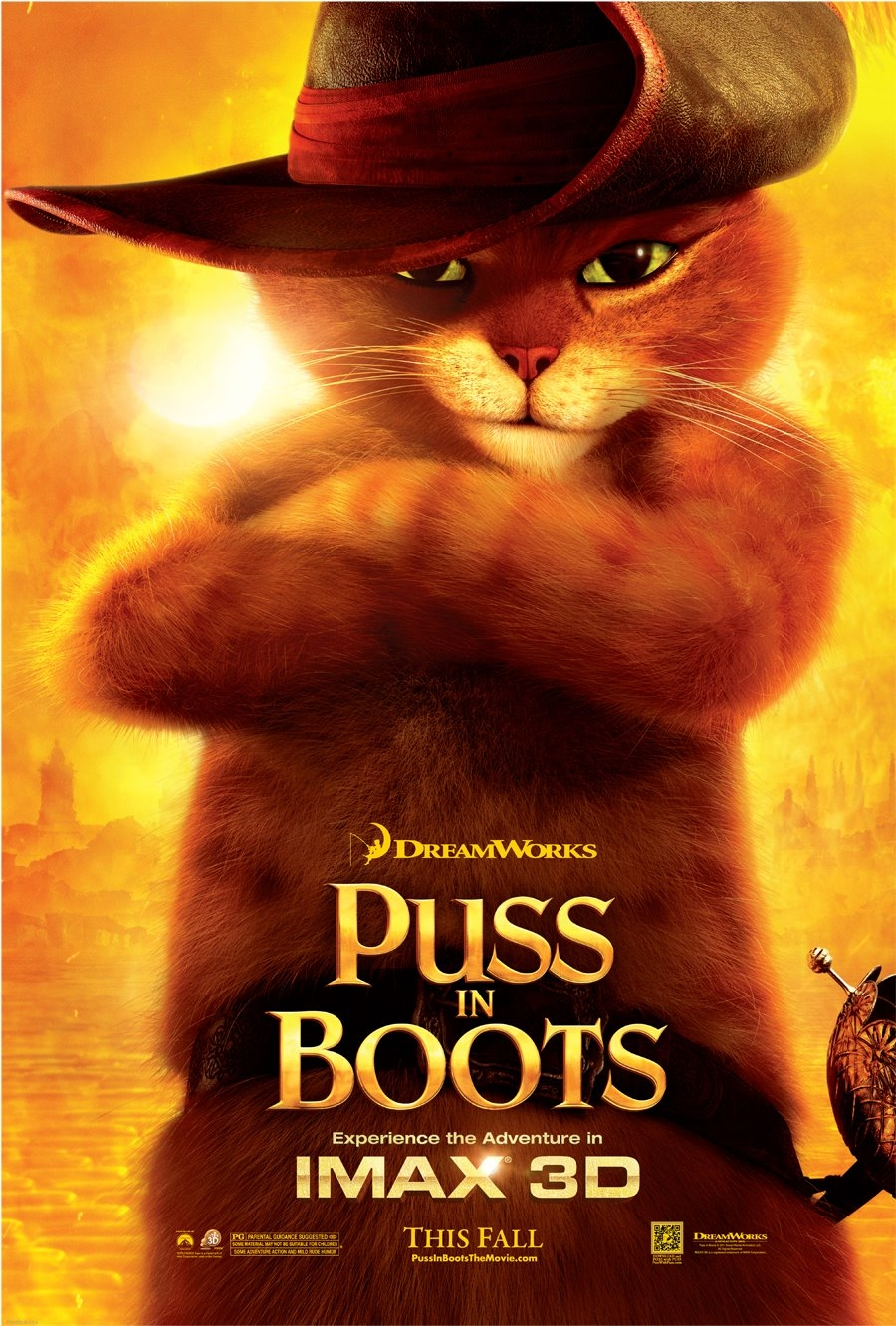 Puss in Boots #1 Movie in America | DosLives.com