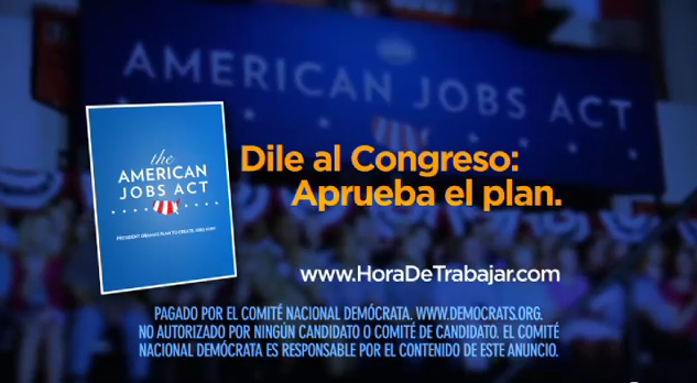 Colorado Democratic Spanish Language Ads