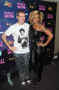 Video: Perez Hilton's One Night in NYC with Karmin, DJ Pauly D, Boyz II Men, and Mary J Blige