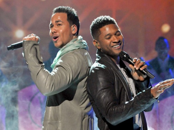 "WorldView Video: Romeo Santos and Usher Performs 'Promise"" on Latin Grammy's"