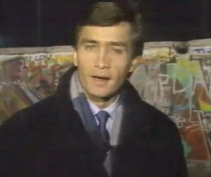 WorldView Video: Univision's Jorge Ramos Before his Gray Hair! 25 Year Anniversary