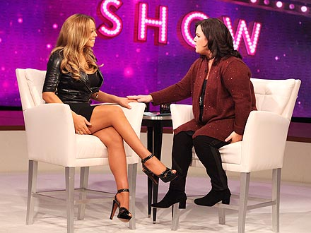 WorldView Video: Mariah Carey On The Rosie Show (Weight Loss Special)