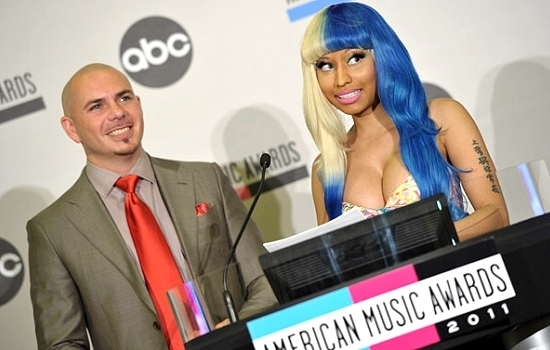 WorldView Video: Nicki Minaj & Pitbull Announce the 2011 American Music Awards® Nominees