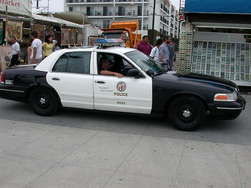 LAPD Impound Policy Immigration