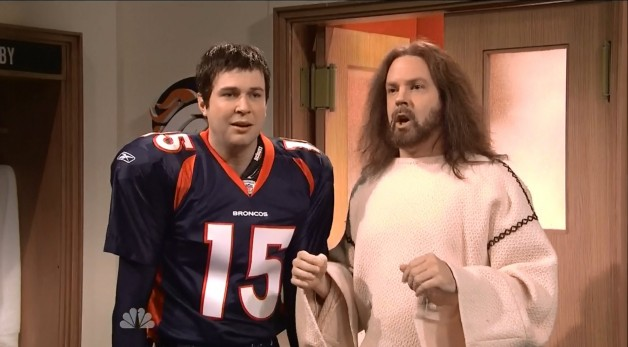 WorldView Video: Saturday Night Live Skit Of Tim Tebow And Jesus