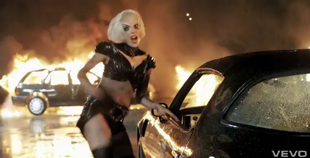 WorldView Video: Lady Gaga's Marry The Night (Official Video)