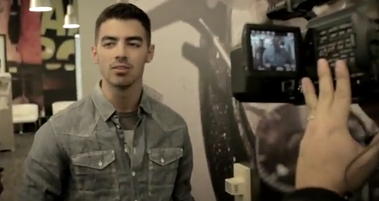 Joe Jonas a Dominican