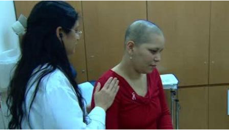 Video: Latinas Have Higher Risk of Breast Cancer Death. Meet One Dominican Woman Fighting It