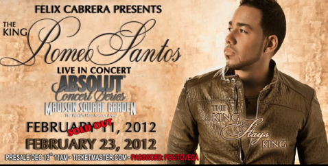 Screen shot 2011 12 20 at 8.12.10 PM 478x242 custom Romeo Santos Sells out Madison Square Garden!