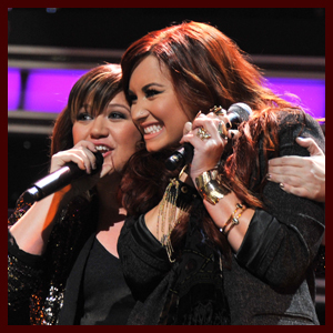 "WorldView Video: Demi Lovato And Kelly Clarkson Performs "" Have Yourself A Merry Little Christmas"""