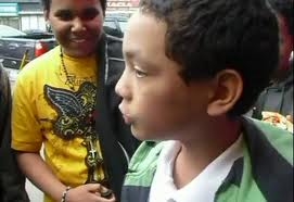WorldView Video: Little Kids From The Bronx FreeStyle on The Block