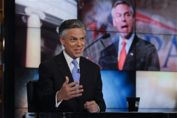 WorldView Video: Jon Huntsman-Trump's Debate 'is a joke'