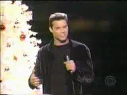 rickymartinxmas WorldView Video: (Vintage) Ricky Martin Performing Ay Ay Ay Its Christmas