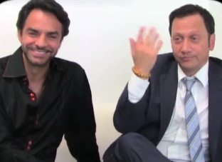 WorldView Video: Rob Schneider & Eugenio Derbez Talk About ROB