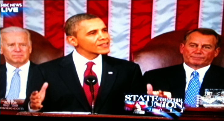 State of the Union 2012: Obama Speech Full-Text
