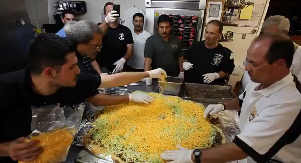 WorldView Video: World's Largest Navajo Taco