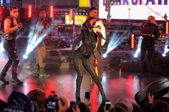 WorldView Video: Lady Gaga New Years Rockin Eve 2012