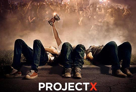 Dos Lives Invites you and a Guest to an Advanced Screening of PROJECT X