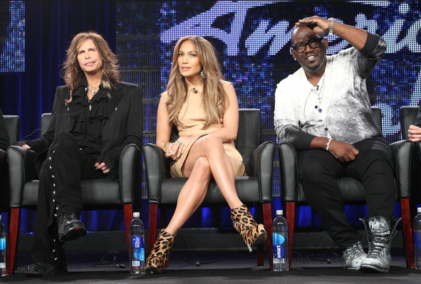 Randy Jackson Speaks about J.LO, Puerto Rico, and Spanish Speaking American Idol Contestants