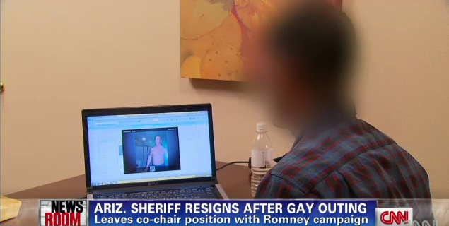 Arizona Sheriff Paul Babeu Ex-Boyfriend Speaks Out