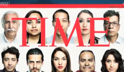 TIME Latino Issue Includes Asian
