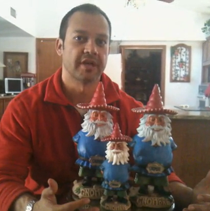 Q&A: Meet the Hombre behind the Gnombre
