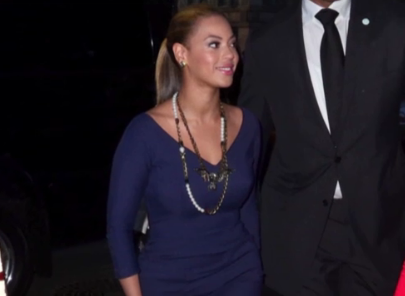 WorldView: Beyonce Dons Victoria Beckham Dress for Michelle Obama's Fundraiser