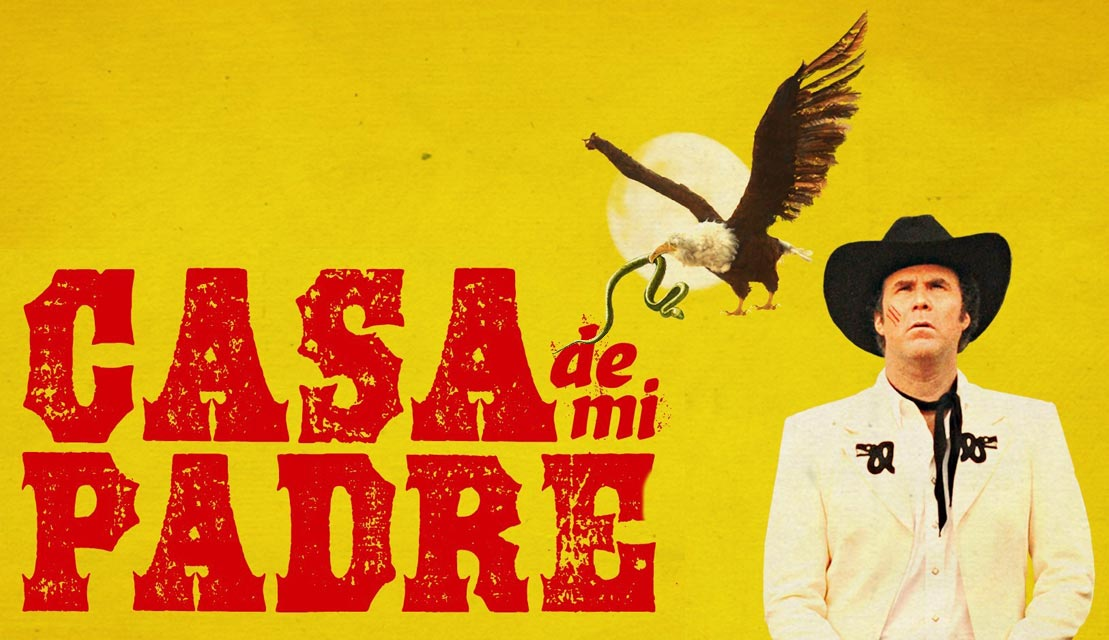 WorldView: Casa de mi Padre Trailer