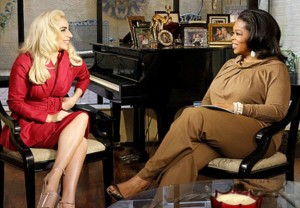 lady gaga oprah 300x208 WorldView: Lady Gaga on Oprahs Next Chapter (Full Interview)