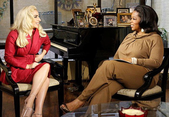 WorldView: Lady Gaga on Oprah's Next Chapter (Full Interview)