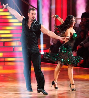 WorldView: William Levy's First Dance! – Dancing With The Stars