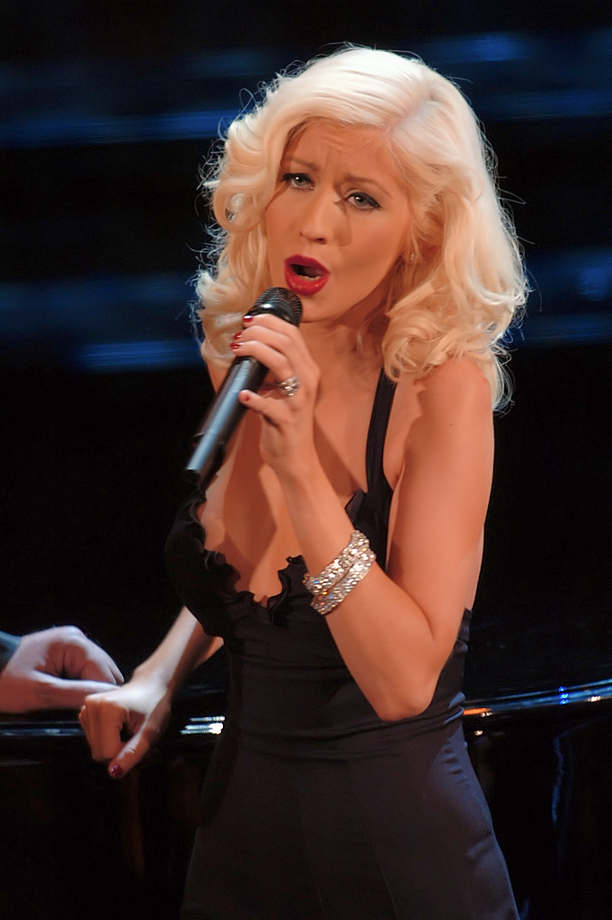 WorldView: A Slimmer Christina Aguilera