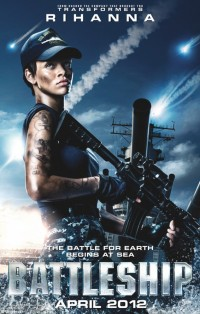 TH5 rihanna battleship movie poster 0305 WorldView: Battleship Official Trailer
