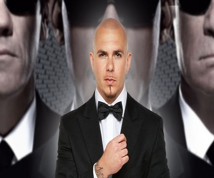 pitbull mib3 6201 WorldView: Pitbull   Back In Time (Behind The Scenes)