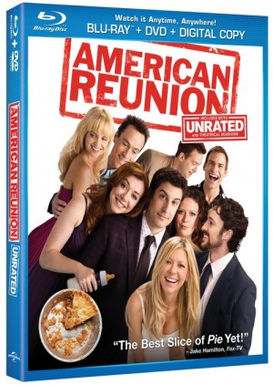 American Reunion Bluray American Reunion On DVD/Blu Ray