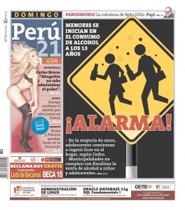 PER P21 264x300 Headlines: Latin America at a Glance for Sunday June 17, 2012