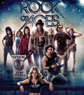 Rock of Ages movie Dos Lives Giveaway: Rock of Ages Tix and Clothing Packages