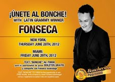 Win 2 Tix for NYC Juan Fonseca Concert